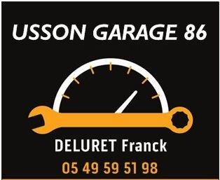 Usson Garage 86